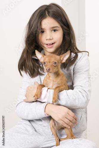 Kind Hund 3