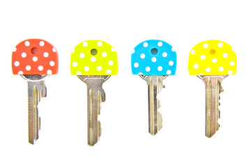 Speckles keys