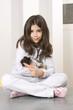 Kind Haustier 5