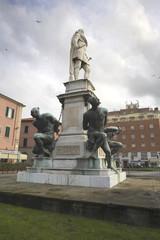 Quattro mori,  Livorno