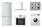 Household appliances | kitchen poster