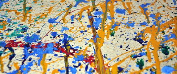 mur et couleurs