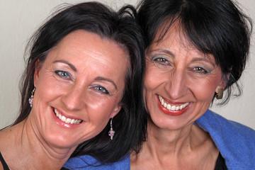 Gabi und Olga