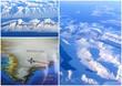 Groenland vu du ciel