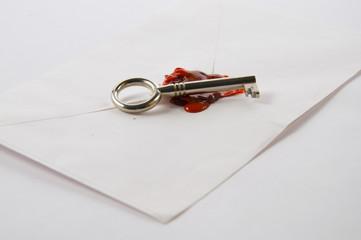 Versiegelter Brief