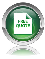 FREE QUOTE Web Button (Price Contract Customer Service Contact)