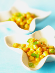 chick pea appetizer