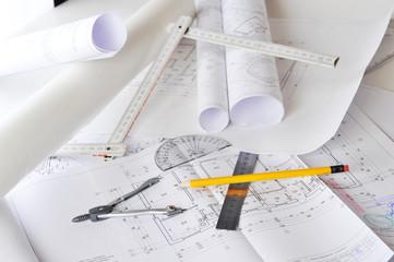 drawings-blueprints