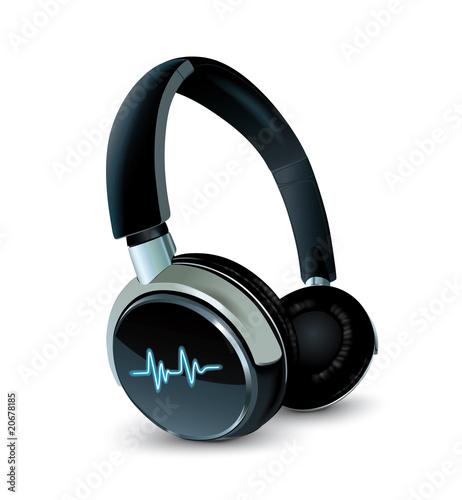 vector earphones - 20678185