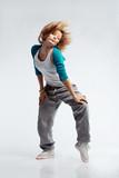 Fototapety Hip-hop dancer