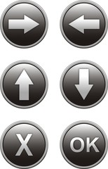Buttons for website