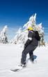 Snowboard beginner