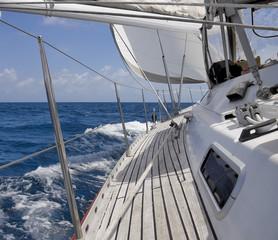 Sailboat view