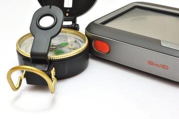 Bussola e GPS