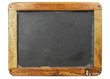 worn school blackboard