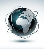 Planète terre communication - orientation europe -