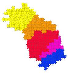 Puzzle Marche