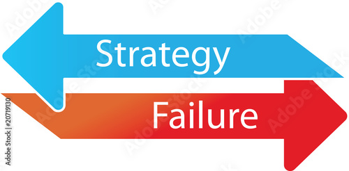 Strategy or failure