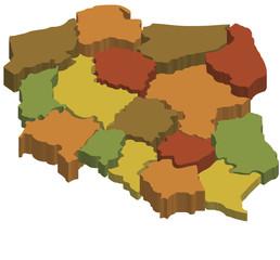 regions in poland