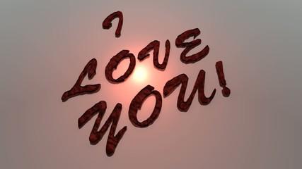 I Love You - Animation