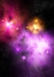 Fototapety Nebula in  space