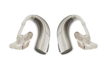Paar Hörgeräte