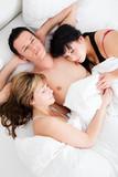 Fototapety threesome