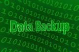 Data Backup poster