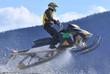 motoneige sautant