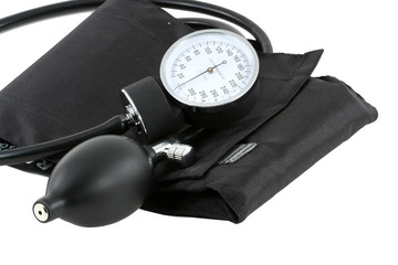 Sphygmomanometer bulb and cuff