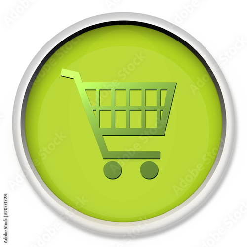 shopping cart icon. of shopping cart icon