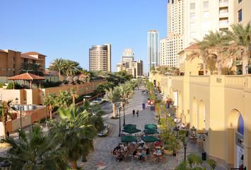 Dubai Marina - Promenade