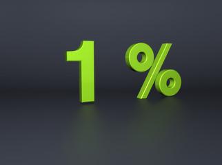 BIO-Percent , One