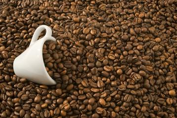 la tazzina e il caffè