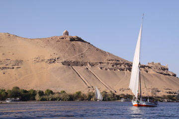 Egipto, Aswan y el Nilo