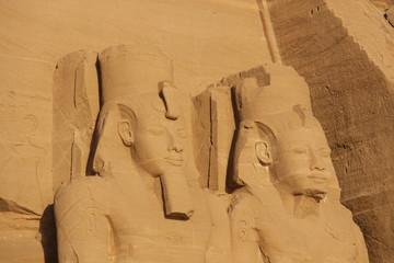 Abul Simbel 10, Egipto
