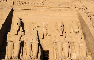 Abu Simbel 7, Egipto