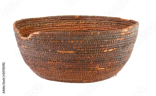 Basket, Indian - Large