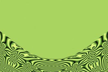fondo tarjeta verde decoracion geometrico