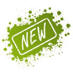 Green new grunge