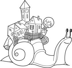 snails village