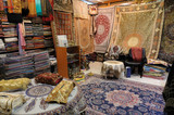 Shop with Traditional Arabic Products in Dubai, UAE