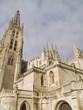 La joya gótica española: Catedral de Burgos, España