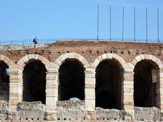 Arena di Verona - dettaglio