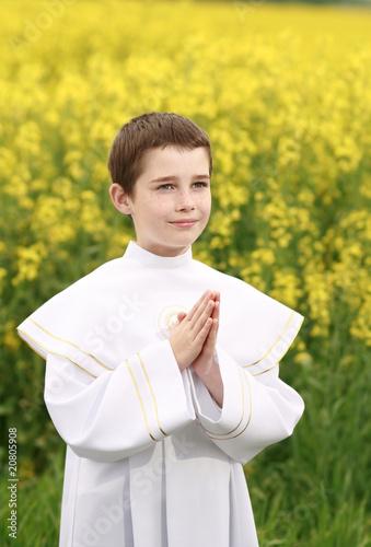 christian boy