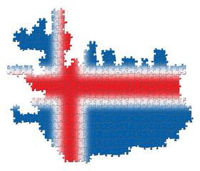 Puzzle Islanda