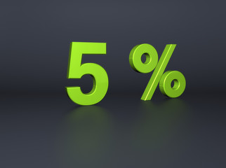 Bio-Percent , Five