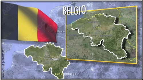 Belgio (FULL HD)