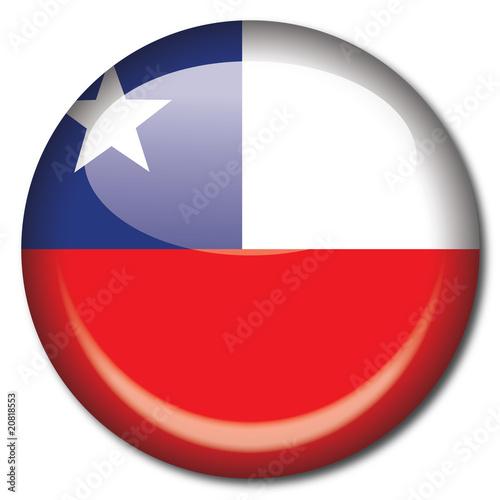 Chapa bandera Chile