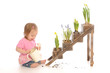 baby spring gardener